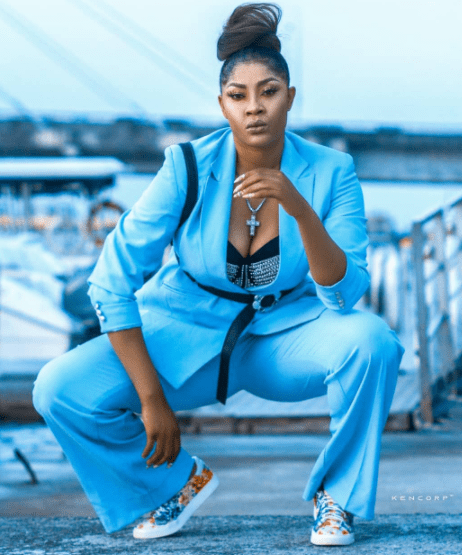 This is why I don?t chill with subjects - Angela Okorie speaks on coming to social media to share personal issues (video)