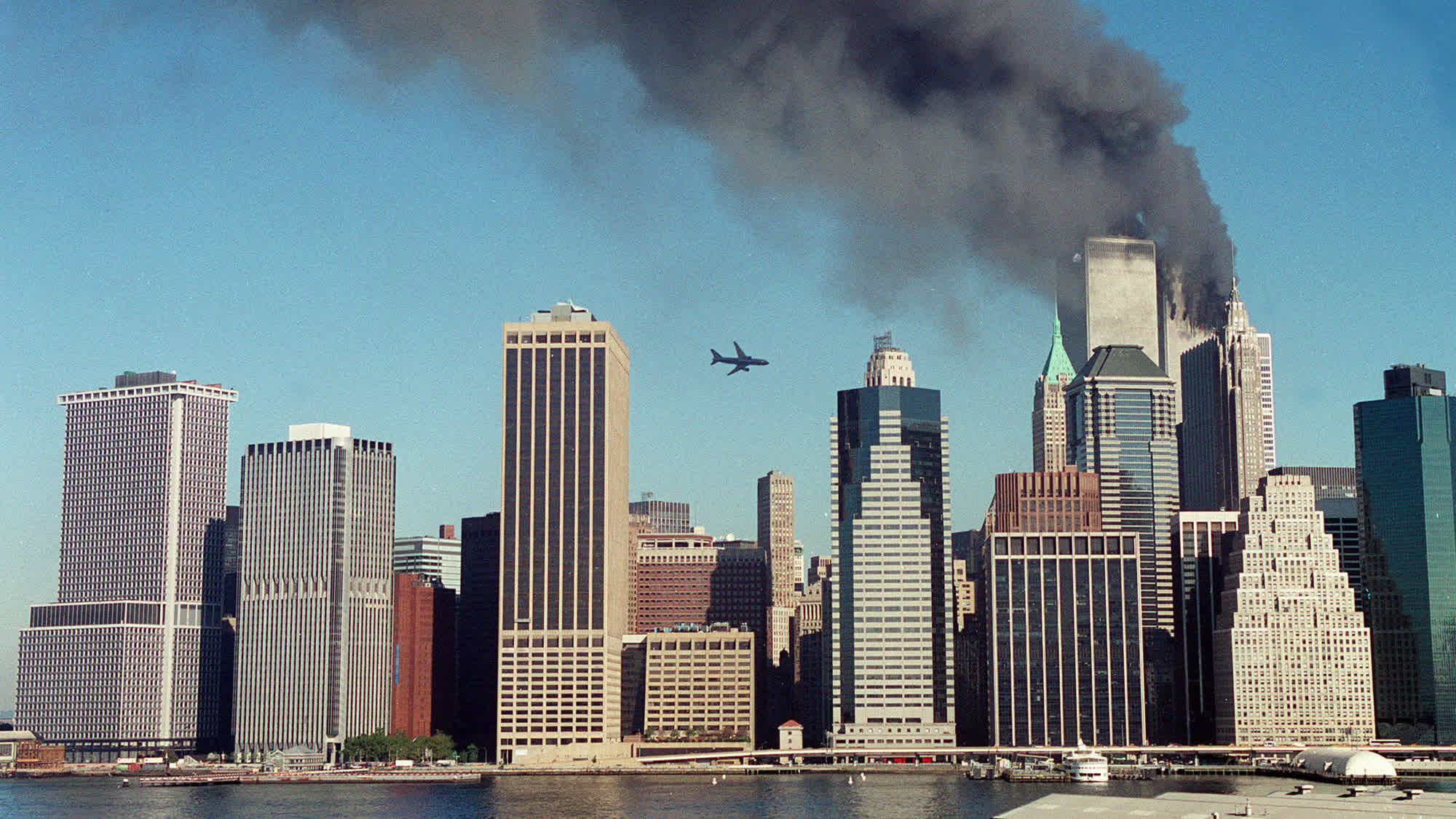 Defining photos the world will never forget as US marks 20th Anniversary of 9/11 terrorist attacks