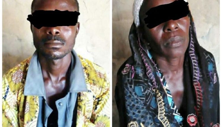 Update: NSCDC confirms deportation of Beninese woman and her son arrested for incest in Kwara