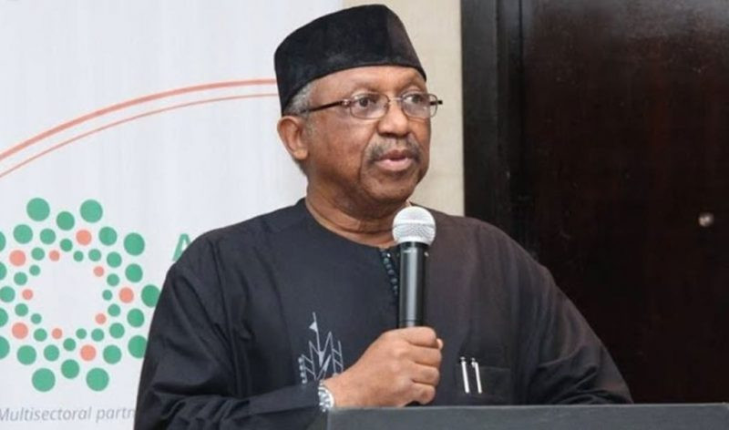 End strike, all debts will be settled when verified and validated - Minister of Health, Osagie Ehanire tells striking doctors