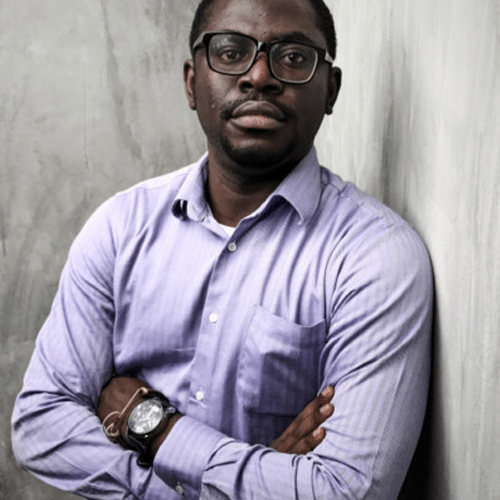 """61408dc5b9288 - """"Don't mind people telling you to follow your dreams,"""" filmmaker, Niyi Akinmolayan, advices people to work hard even if the job they find isn't their dream job"""