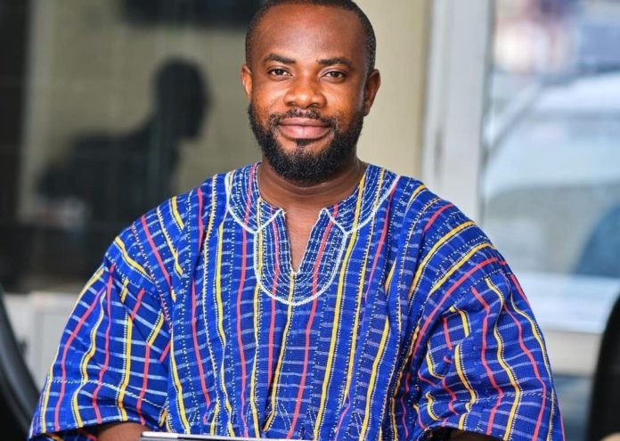 I couldn?t pursue my football career because of my love for fufu ? Kwame Oboadie
