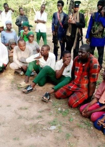 6165ea810bc98 - Abducted students, staff of FGC Birnin Yauri, Kebbi regain freedom after 118 days in captivity