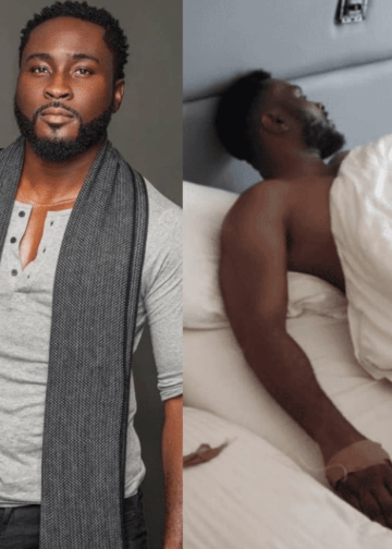 616866ce97b24 - BBNaija's Pere hospitalized 11 days after the reality show was concluded (video)