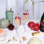 Cocktail Friendsgiving with G.H. Mumm Champagne