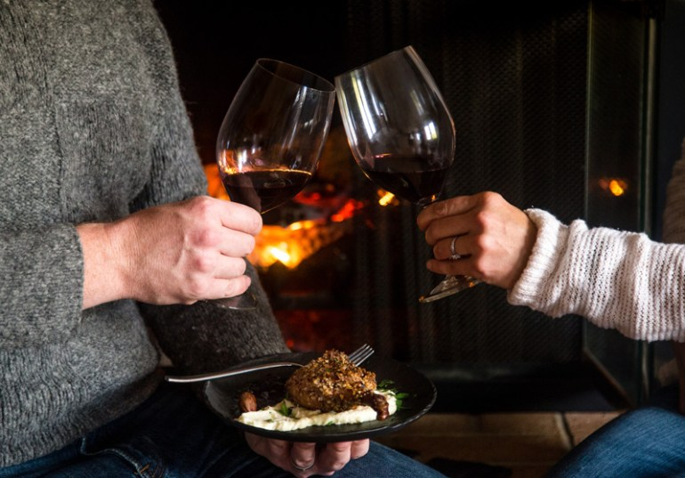 Toasting by the Fireplace with Loire Wines