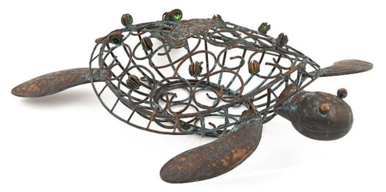 Cork Cage Sea Turtle