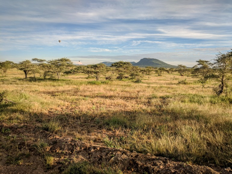 Budget Camping on African Safari
