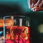 The Schrage on Fire: An Apropos Cocktail for the Advent of Autumn