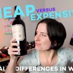 Cheap vs Expensive Wine Taste Test ($7 vs $75)