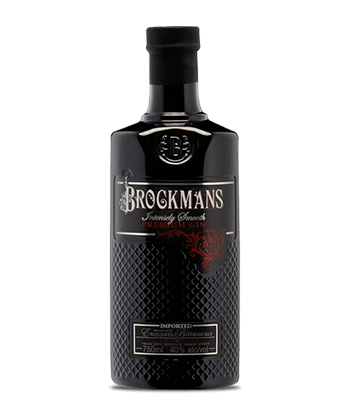 Brockman's is one of the best gins for 2019