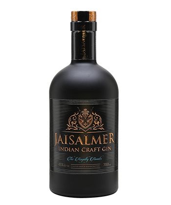 Jaisalmer is one of the best gins for 2019
