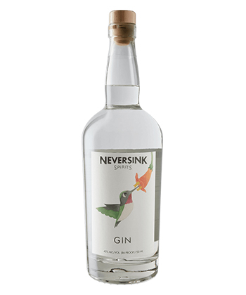 Neversink is one of the best gins for 2019