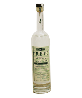 118 and 1st O.R.E 118 is one of the best gins for 2019