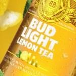 Bud Light Releases Lemon Tea Flavor for Summer