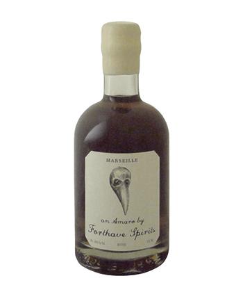 Marseille Amaro is one of the seven best American amaro brands