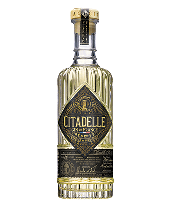 Citadelle Réserve is one of the best barrel-aged gins