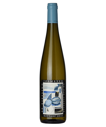 Josmeyer Le Riesling is one of the best Rieslings for people who think they hate Riesling