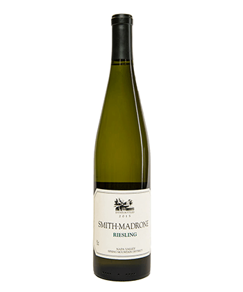 Smith-Madrone is one of the best Rieslings for people who think they hate Riesling