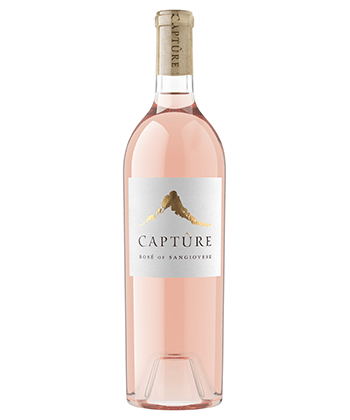 Capture Rosé of Sangiovese is one of the top 25 rosés of 2020.