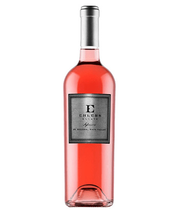 Ehlers Estate Sylviane Rosé 2019 is one of the top 25 rosés of 2020.