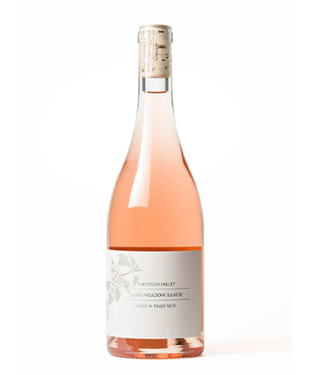 Long Meadow Ranch Rose of Pinot Noir 2019 is one of the top 25 rosés of 2020.