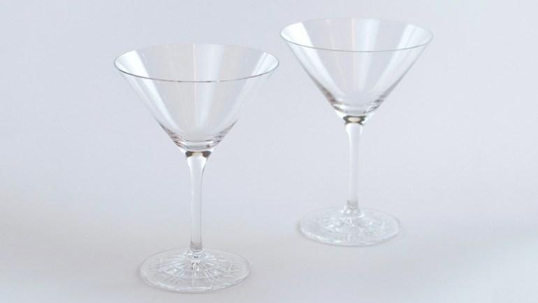 Spiegelau Classic Martini Glasses (Set of 4)