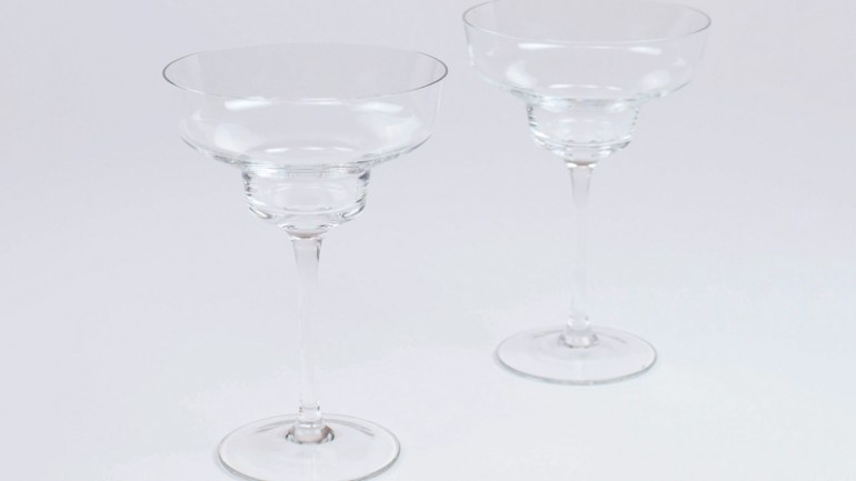 Best Crystal Margarita Glasses (Set of 2)