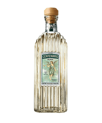 Centenario Plata is one of the 30 best tequilas of 2020.