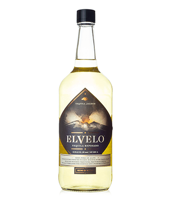 Elvelo Reposado is one of the 30 best tequilas of 2020.