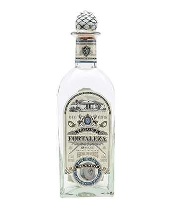 Fortaleza Blanco is one of the 30 best tequilas of 2020.