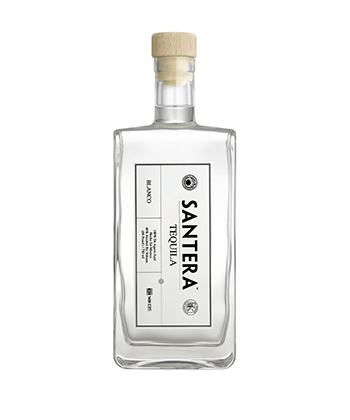 Santera Blanco is one of the 30 best tequilas of 2020.