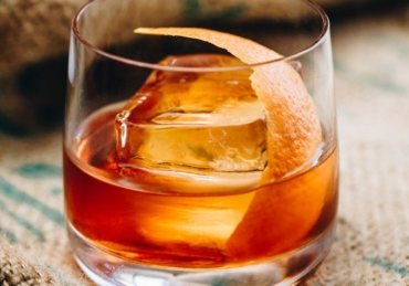 Bourbon Old Fashioned