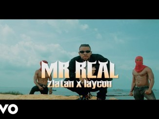"Mr Real – ""Baba Fela"" (Remix) ft. Zlatan, Laycon"