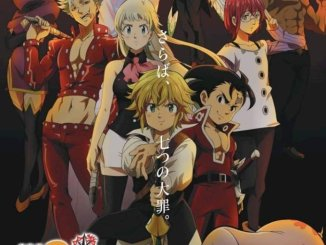 The Seven Deadly Sins: Cursed By Light Mp4 Download