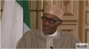 """Buhari calls ministers """"nosemakers"""" on France 24"""
