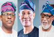 Jegede, Oke and Akeredolu - votes available to the highest bidder