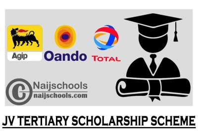 NNPC/NAOC/OANDO JV Tertiary Scholarship Scheme 2021 for Nigerian Undergraduates | APPLY NOW