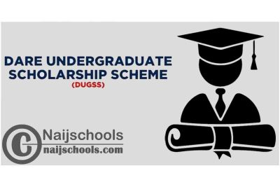 Dare Undergraduate Scholarship Scheme (DUGSS) 2021 for Oyo State Indigenes | APPLY NOW