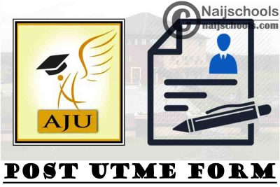 Arthur Jarvis University Post UTME Screening Form for 2021/2022 Academic Session | APPLY NOW