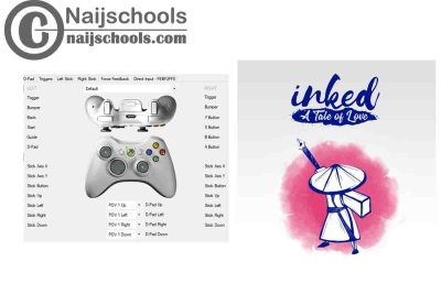 Inked: A Tale of Love X360ce Settings for Any PC Gamepad Controller | TESTED & WORKING
