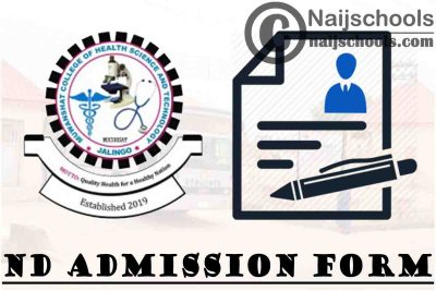 Muwanshat College of Health Science and Technology (MUCOHSAT) ND Admission Form for 2021/2022 Academic Session | APPLY NOW