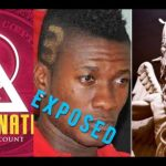 Powerful Evangelist Leaks Occultic Life Of Asamoah Gyan With Photo Proof