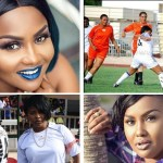 Why I Ended My Football Career For Acting – Nana Ama McBrown Reveals