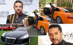 Checkout Majid Michel's Brand new super car that will inspire you to work hard