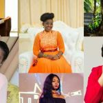 10 beautiful wives behind the success of their Ghanaian Male Celebrity partners