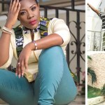 Ghanaian female celebrities display their houses on social media
