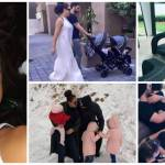 Photos: Here Are More Photos Of Nadia Buari's Husband And Their 4 Pretty Daughters