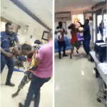 'It's Just a Movie' – Police Officer Plead To Ghanaians
