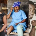 Nana Ama McBrown Tells Sad Story Behind why she cant Hold a Bucket of Water in her Right hand